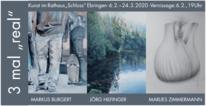 Vernissage, Ebringen, Ausstellung, Pinnwand