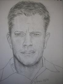 Zeichnungen, Portrait, Matt