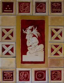 Geschichte, Maya, Indianer, Mytos