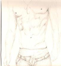 Öberkörper, Skizze, Zeichnungen