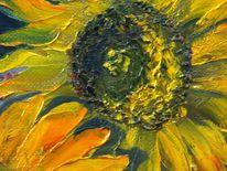 Blüte, Blütenstaub, Sonnenblumen, Flora