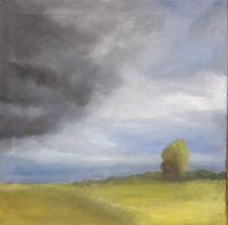 Wolken, Bau, Himmel, Brandenburg