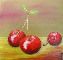 Obst, Früchte, Kirsche, Sonne