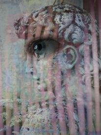 Observing, Stein, Traum, Graffiti