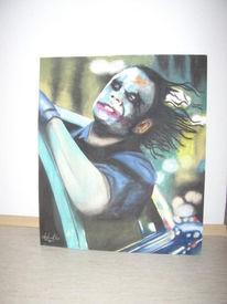 Zeichnungen, Portrait, Joker
