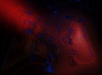 Digitale kunst, Abstrakt, Freie, Ziehen
