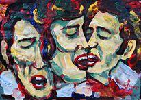 Malerei, Elvis