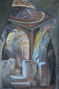 Altar, Höhle, Licht, Kirche