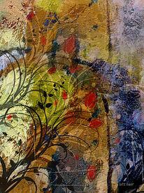 Digital, Digitale kunst, Abstrakt,