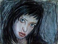 Curd stimmeder, Ölmalerei, Acrylmalerei, Zeichnungen