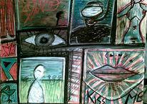 Zeichnungen, Surreal, Folge