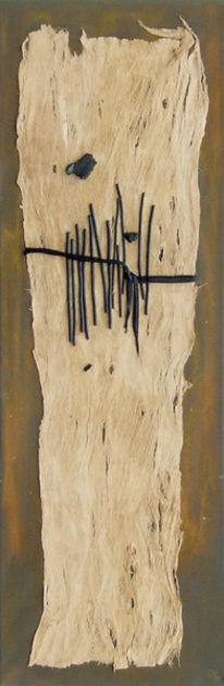 Malerei, Abstrakt, Vergänglichkeit