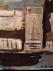 Appartement, Malerei