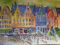 Brügge, Malerei