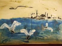 Istanbul, Tag, Malerei,