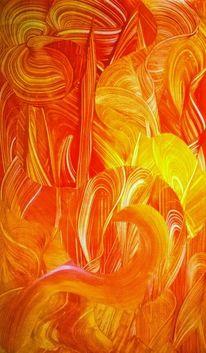 Malerei, Abstrakt, Gemälde