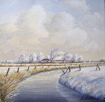 Watt, Weite, Nordsee, Friesland