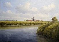 Weite, Nordsee, Ostfriesland, Watt