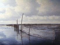 Weite, Nordsee, Ostfriesland, Friesland