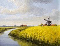 Watt, Friesland, Weite, Nordsee