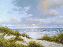 Nordsee, Strand, Ostfriesland, Meer