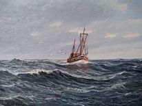 Welle, Kutter, Meer, Norden