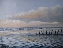 Nordsee, Strand, Norden, Watt
