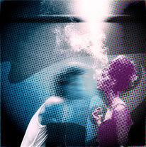 Konversation, Rauch, Nähe, Anziehung