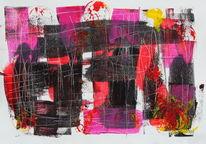 Abstrakt, Dekoration, Farben, Formen