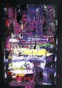 Farben, Abstrakt, Schwarz, Malerei