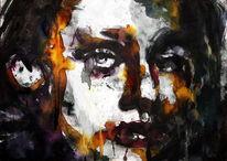 Portrait, Gesicht, Ausdruck, Blick