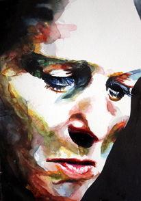 Menschen, Portrait, Ausdruck, Gesicht
