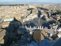 Fotografie, Rom, Petersdom, Reiseimpressionen