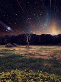 Erde, Natur, Perspektive, Digitale kunst