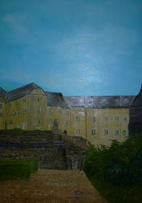 Malerei, Festung