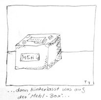 Box, Mehl