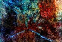 Malerei, Abstrakt, Körper, Seele