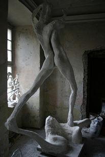 Menschen, Figurativ, Surreal, Frau