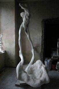 Menschen, Surreal, Figurativ, Frau