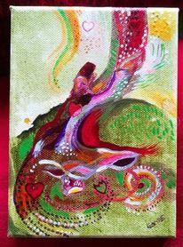 Sufi, Malerei, Meditation,