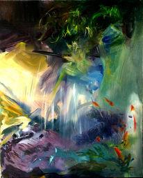 Strum, Wind, Abstrakt, Landschaft
