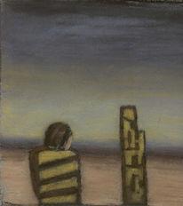 Malerei, Surreal, Rätsel