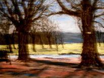 Landschaft im Februar (Tremmelhausen)