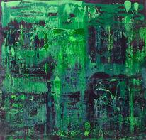 Frisch, Grün, Wald, Leben