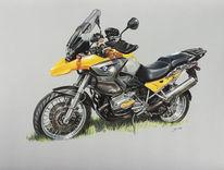 Motorbike, Bmw, Moped, Motorrad