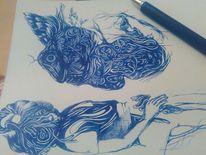 Liebe, Lü, Morph, Zeichnungen