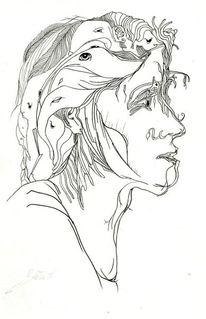 Zeichnungen, Furcht