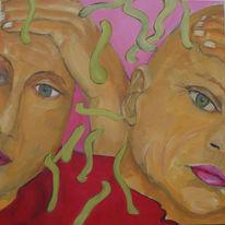 Denken, Augen, Gesichtshö, Verstehen