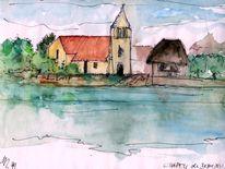 Zeichnungen, Südfrankreich