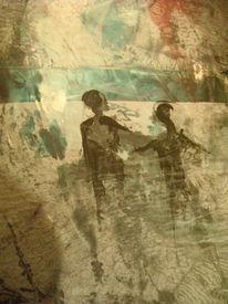 Malerei, Abstrakt, Liebe, Ursprung